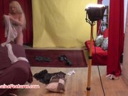 imagen Sexy casting show by busty czech MILF