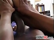 Ebony Slut With Short Hair