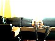 Travesti turca grabada follando por cámara oculta