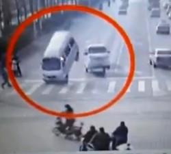 imagen El accidente más extraño del mundo