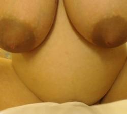 Gorda y embarazada