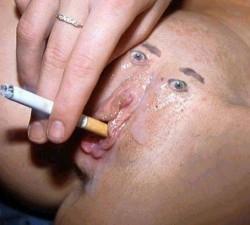 Cigarrito después de follar