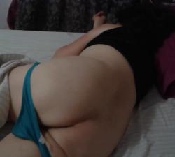 imagen El culito de mi esposa
