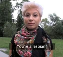 imagen Era lesbiana, pero folló con un hombre