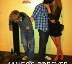 imagen Amigos para siempre
