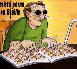 imagen Porno en Braille