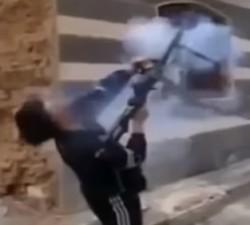 imagen Fails entre los guerrilleros del ISIS