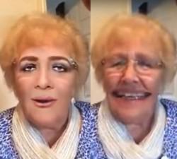 imagen Cambiando de cara a la abuela