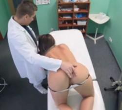 imagen La temperatura de su culo es correcta señorita
