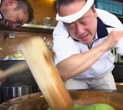 imagen Maestro Japonés con unas habilidades impresionantes