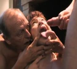imagen Conoce a sus suegros en una orgia