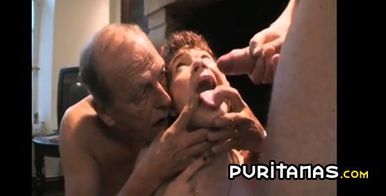 Abuelo corrida interna VIDEOS PORNO!