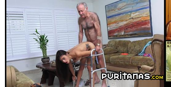 Tercera edad porno