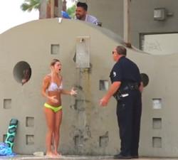 imagen La broma del champú con un falso policia