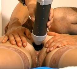 imagen Ginecologos tienen sexo anal con una paciente madura