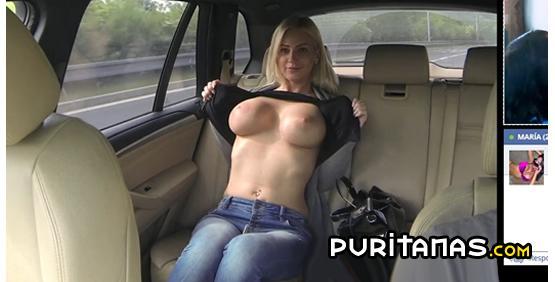 viaje sexo tetas