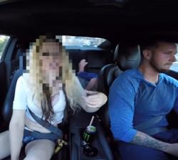 imagen La autoestopista era una puta de la calle