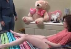 hija masturbandose