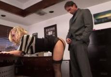 secretaria con jefe