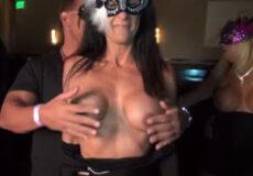 fiestas porno