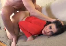 española madura anal