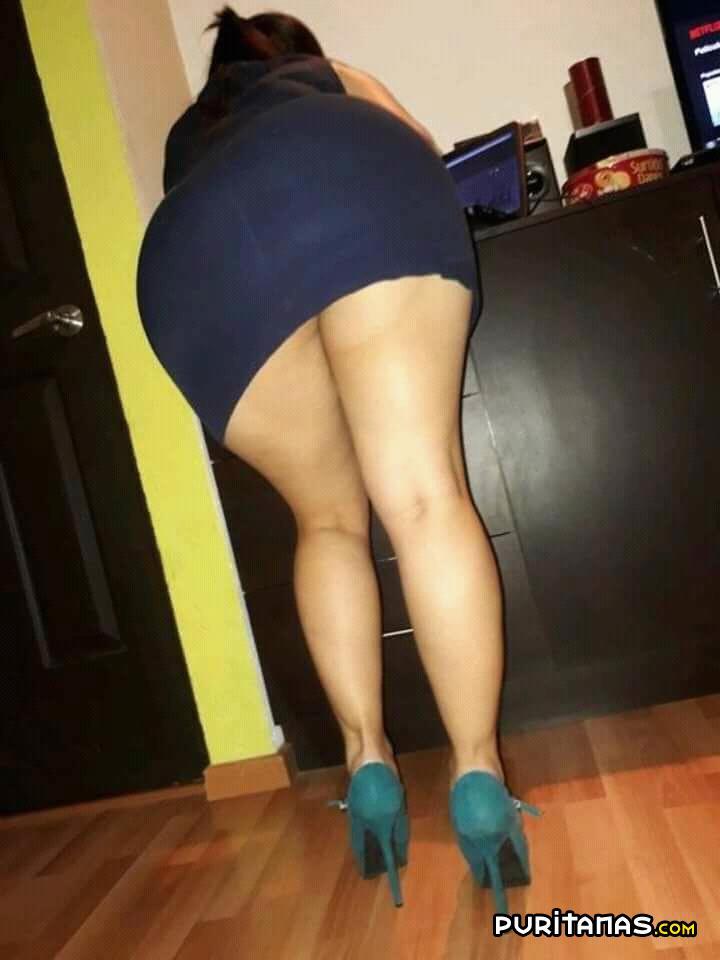 Mamasitas en minifalda