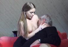 padre hija buena chica
