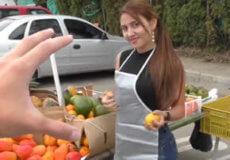 vendia fruta