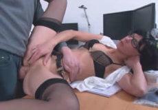 secretaria anal