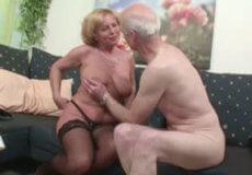 anciana esposa
