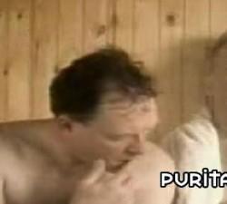 imagen ¿que miras en la sauna?