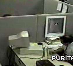 imagen viendo paginas porno en el trabajo
