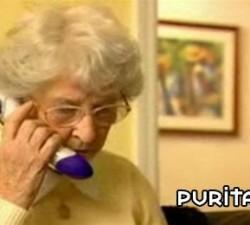 imagen un telefono muy original