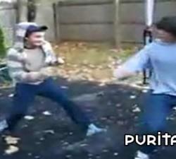 imagen a lo karate kid