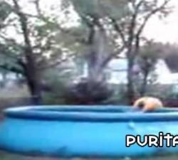 imagen se carga la piscina