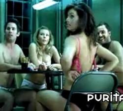 imagen partidita de strip-poker