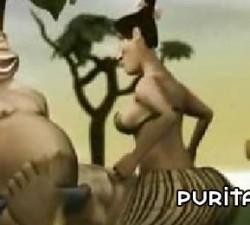 imagen sexo primitivo