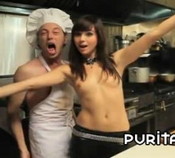 imagen clases de cocina muy sexys
