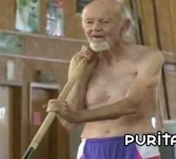 imagen un abuelo olimpico