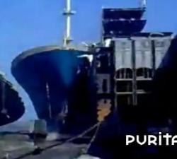 imagen aparcando en el puerto