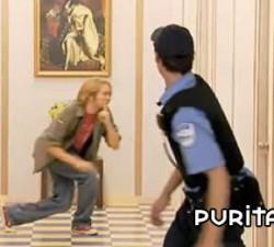 imagen atrapando a un ladron