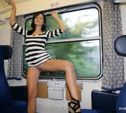 un inolvidable viaje en tren
