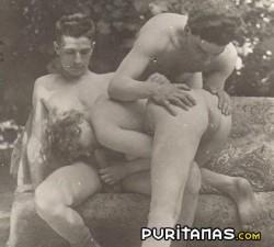 mirones en el porno retro