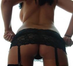 striptease frente a la ventana