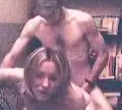 imagen pareja francesa grabando su primer video porno