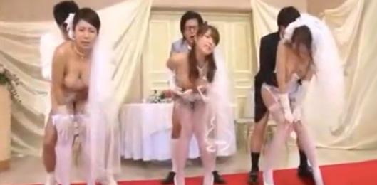Video sexual de la boda